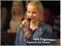 Julia Engelmann youtube